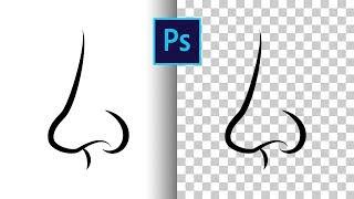 Как убрать белый фон в фотошопе и сохранить в формате PNG