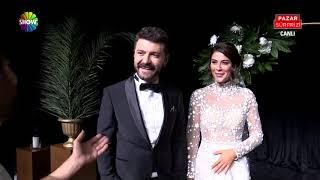 Şahin Irmak ve Asena Tuğal evlendi!