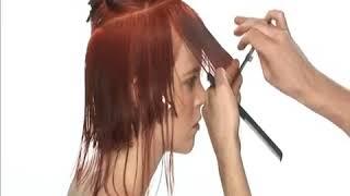 Стрижка женская сессон обучение