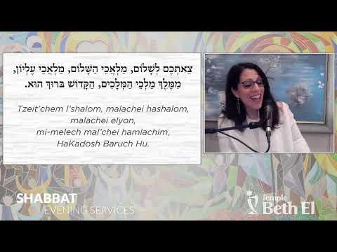 Shabbat Evening Services: Camp Shabbat | August 6, 2021