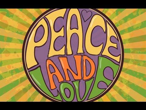 ☮ кто такие Хиппи  Hippie Music 1969  фестиваль Woodstock