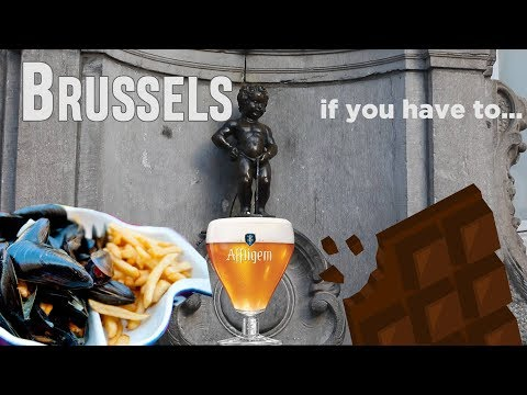 My top things to do in Brussels, Belgium after living there for 5 years | How to travel better
