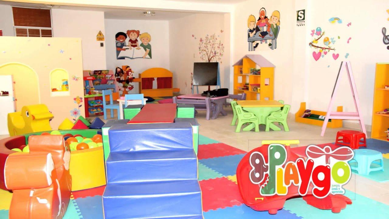 PLAYGO Sala de juegos para nios y nias YouTube
