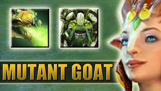 It's not Enchantress anymore [GoatZilla crashing towers] Dota 2 Ability Draft