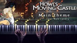 Hisaishi - Howl's Moving Castle Theme (Merry Go Round Of Life) // Arr. Kyle Landry