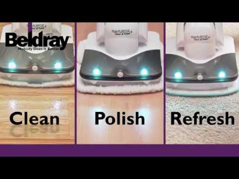 Beldray Sonic Multiclean - The all-in-one cordless cleaning system