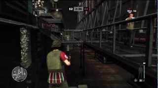 Max Payne 3 Multiplayer Gameplay - PS3 Team Deathmatch