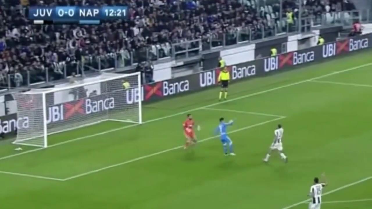 JUVENTUS VS NAPOLI 2-1 HIGHLIGHTS ALL GOALS 2016 - YouTube
