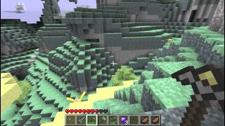 Minecraft Aether Mod Tour - Part 1