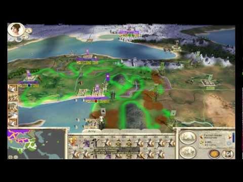 Rome: Total War [Very Hard] - P.22 - The Levant - Operation Phake Pharaoh