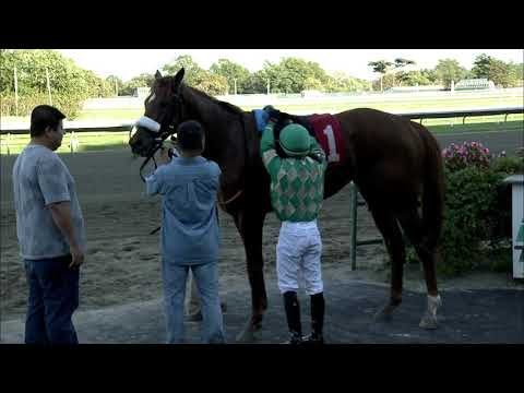 video thumbnail for MONMOUTH PARK 9-29-19 RACE 9