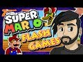 Super Mario Flash Games - gillythekid