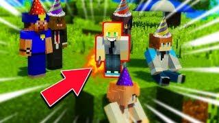 YOUTUBER TRICKS EVERYONE!? (Minecraft Murder Mystery)