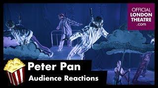 Peter Pan Audience Reactions