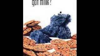 Cookie Monster song Crunch! Crunch! me love to eat cookies from a kids toy