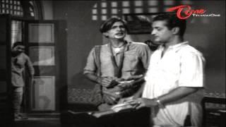 Relangi Fire On House Servant - Telugu Comedy Scene