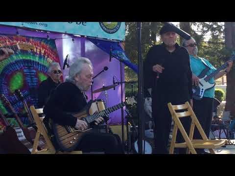 Nick Gravenites & Harvey Mandel & Band