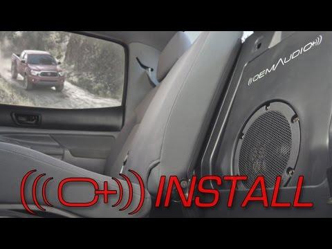 Toyota Tacoma | Reference 400CF Install