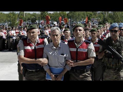 حملة اعتقالات جديدة في تركيا ضد جماعة غولن  - 15:00-2020 / 2 / 18