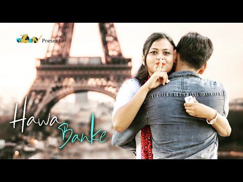 Hawa Banke - Darshan Raval | Crazy Love Story | Latest Hindi Songs 2019 | NZen