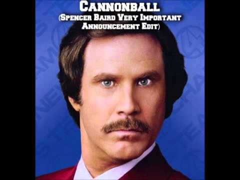 cannonball spencer baird very important announcement edit
