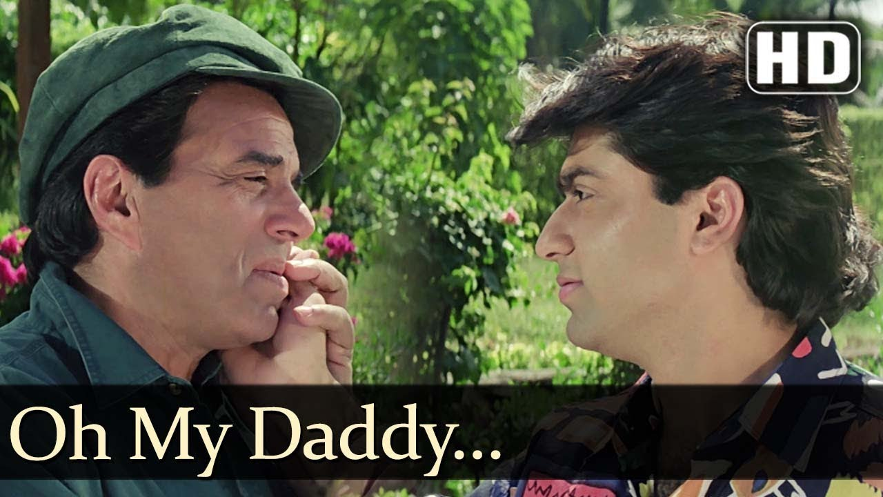 Oh My Daddy (HD) - Aazmayish Songs - Dharmendra - Rohit Kumar - Bollywood Songs
