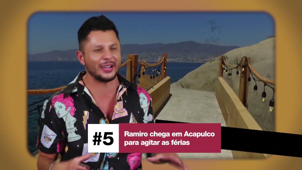 PEITOS viram OBRA DE ARTE e TRETA come solta no 6º episódio   MTV Acapulco Shore T8