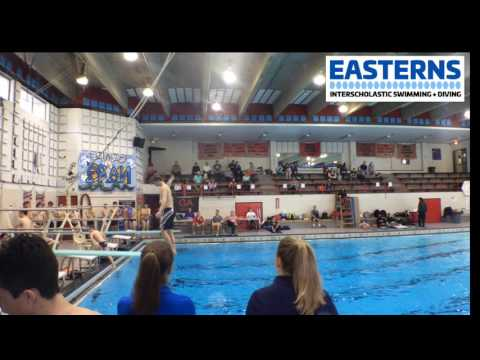 2017 Eastern Interscholastic Diving Championships