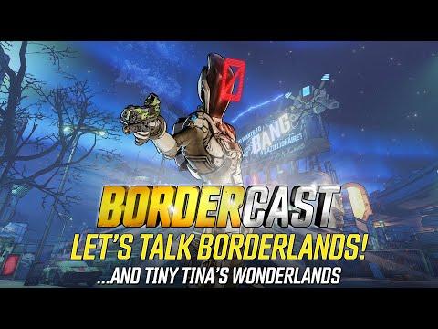 Let's Talk Borderlands – The Bordercast