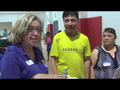 TPF Day of Hope Christmas in August 2016