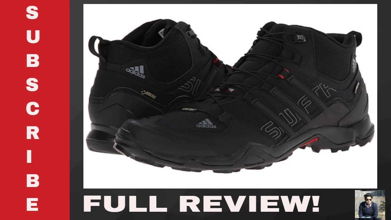 Adidas Terrex Swift R Mid GTX Waterproof Shoes FULL REVIEW