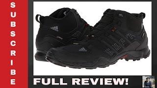 Adidas Terrex Swift R Mid GTX Waterproof Shoes FULL REVIEW!
