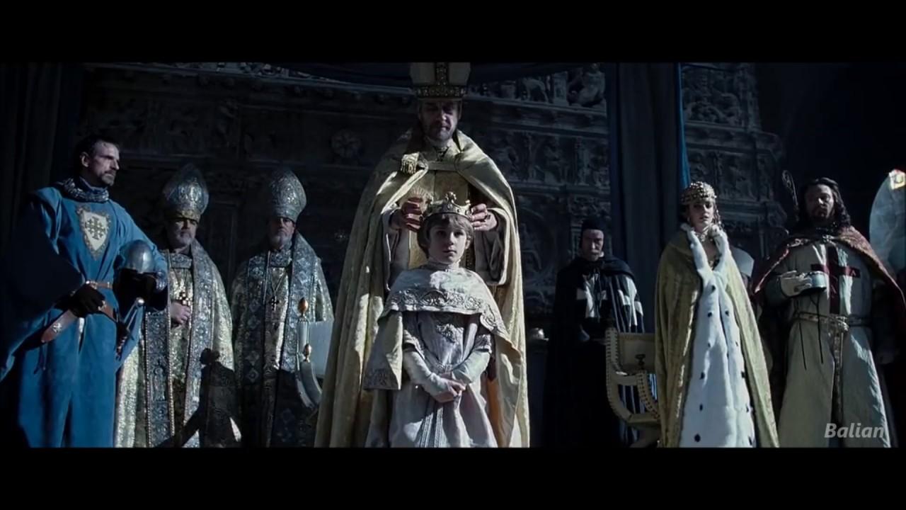 Kingdom Of Heaven 2005 Coronation Of Baldwin V Youtube