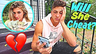 Pretending To Be A Sugar Daddy To My Girlfriend... *SURPRISING*