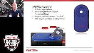 Autel Key Programming IM508 Webcast Training