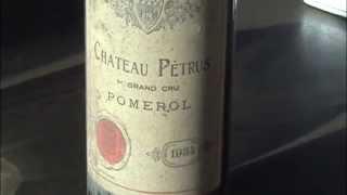 Pomerol - Chateau Petrus 1934 + Chateau Beauregard 1954