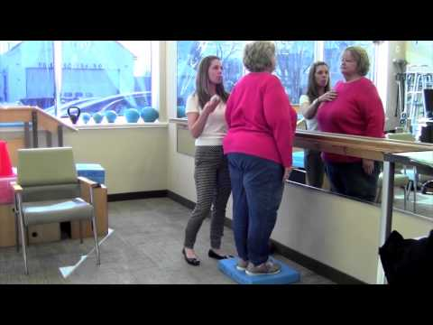 GAIT AND BALANCE INSERVICE TRAINING VIDEO RE