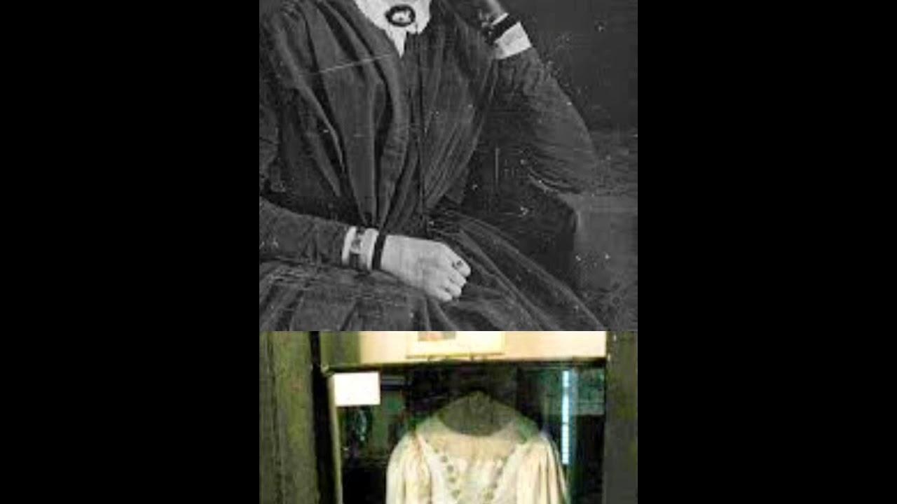 Embrujado Novia Malditos Objetos Vestido De Baker Del El Anna DWH9IE2