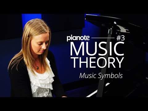 Music Theory For The Dropouts #3 - Music Symbols (Piano Lesson)