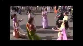 Обучение индийским танцам. Смотреть!