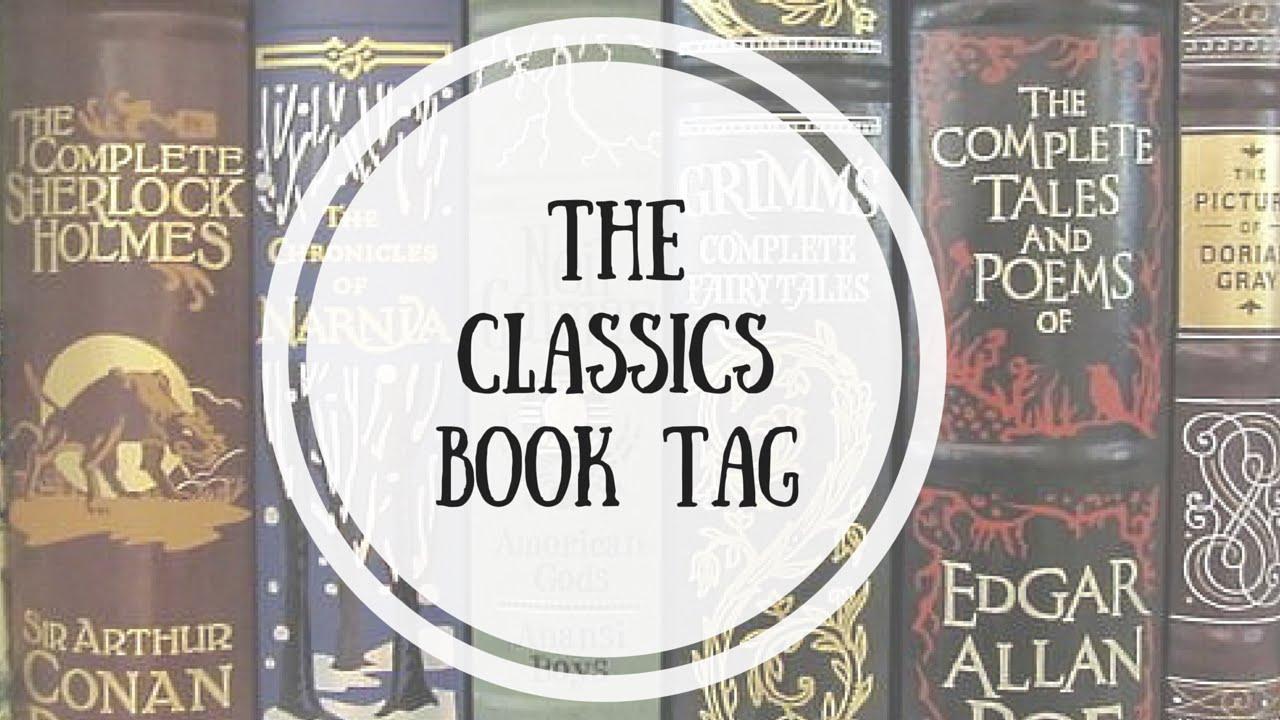 Risultati immagini per the classics book tag