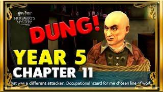 WE CAPTURED 💩 MUNDUNGUS FLETCHER! - YEAR 5 CHAPTER 11 - HARRY POTTER: HOGWARTS MYSTERY