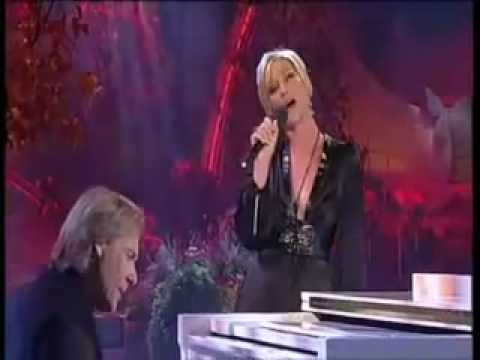 Claudia Jung & Richard Clayderman  Je taime mon amour 2007mp4