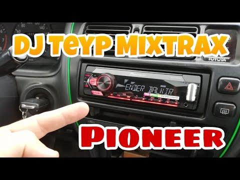 DJ Özellikli Oto Teyp | Pioneer MixTrax