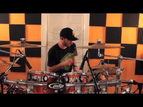 Country Must Be Country Wide by Brantley Gilbert - Drum Cover