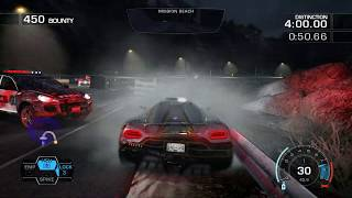 Need for Speed: Hot Pursuit - Mission Beach - Hard To Handle #3