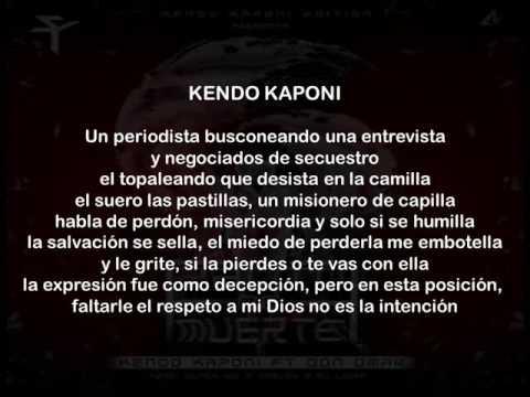 Kendo Kaponi Ft Don Omar - Pacto De Muerte (Letra)