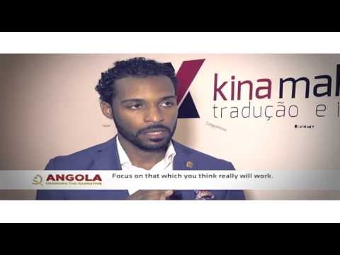 Angola embraces entrepreneurship