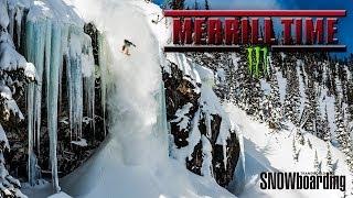 Monster Energy: Merrill Time [Full Part]