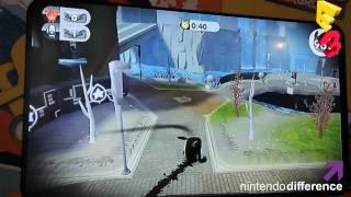 DeBlob 2 : The Underground on Wii @E3 2010 1/2
